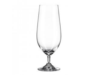Набор бокалов для пива Crystalite Bohemia Sylvia/Klara 380 мл (6 шт)