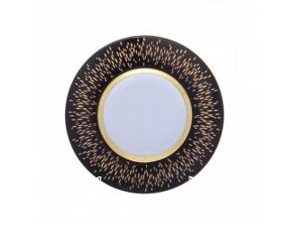 Набор тарелок 6шт 22см Falkenporzellan Rialto Black Gold