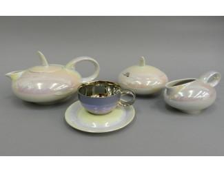 Сервиз чайный Rudolf Kampf Мария Тереза 15 предметов 6 персон 42160725-2307k