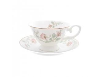 Чайная пара Royal Classics Цветочная феерия 230мл