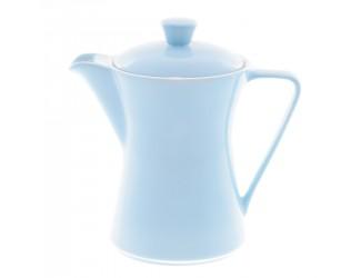 Кофейник Benedikt 0,6л Daisy Sky Blue