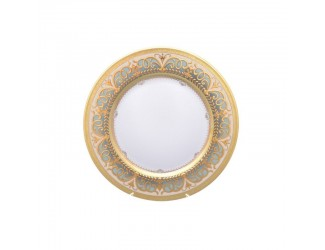 Набор тарелок 6шт 28см Falkenporzellan Arabesque Seladon Gold