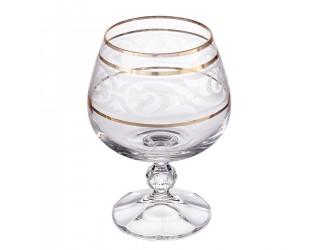Набор бокалов для бренди Bohemia Смальта 250мл (6 шт)