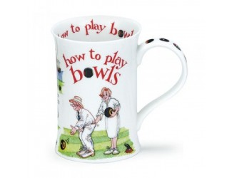 """Кружка """"Cotswold How to Bowls"""" 330мл 10,6см"""