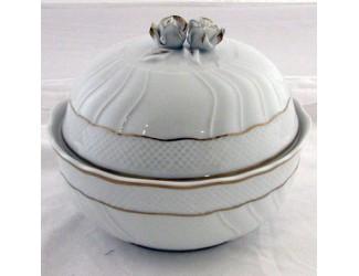 Бонбоньерка 14см Hollohaza Arrabona декор 1785