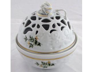 Бонбоньерка 16см Hollohaza Hajnalka декор 1803