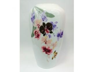 Ваза для цветов 25 см Japonica Фиалки JDWXHР003