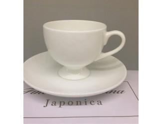 Набор кофейных пар на 2 персоны 4 предмета Japonica Ажур JDWX092-9