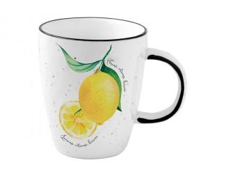 Кружка Easy Life (R2S) Amalfi Лимоны 350мл