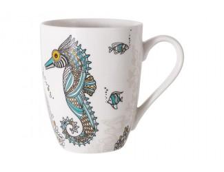 Кружка Home & Style Морской конёк 350мл