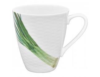 Кружка Noritake Овощной букет Зелёный лук 295мл