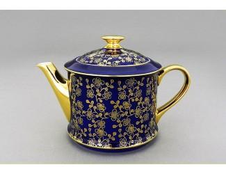 Чайник 0,40л Leander Виндзор синий
