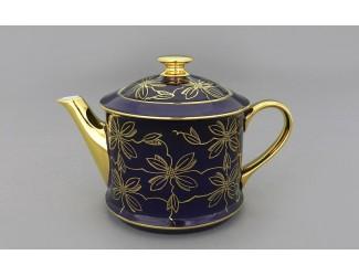 Чайник 0,40л Leander Виндзор фиолетовый