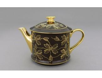 Чайник 0,40л Leander Виндзор коричневый