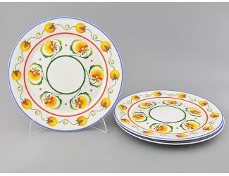 Набор тарелок мелких 30см 3шт Leander Сабина Восточная коллекция декор 2410