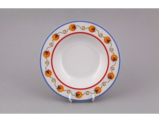 Набор тарелок глубоких 6шт 23см Leander Сабина Восточная коллекция декор 2410 02160223-2410