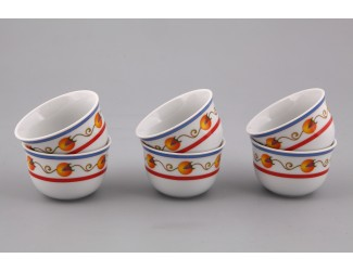 Набор чашек арабских 100мл Leander Сабина Восточная коллекция декор 2410