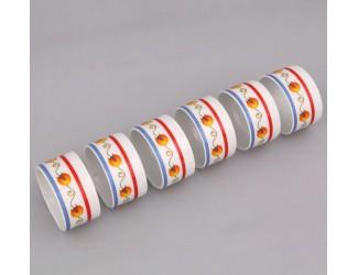 Набор колец для салфеток 6шт Leander Сабина, Восточная коллекция декор 2410 02164611-2410