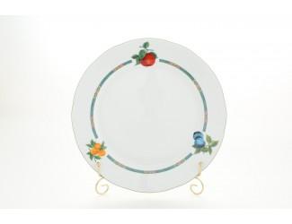 Блюдо круглое мелкое 30см Leander Мэри-Энн Фруктовый сад
