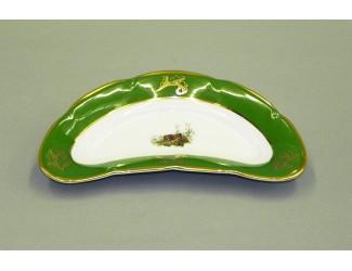 Блюдо для костей Leander Мэри-Энн 18,5см Царская охота декор 0763