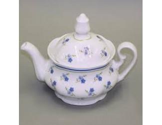 Чайник 0,35л Leander Мэри-Энн Синие цветы декор 0887