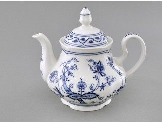 Чайник 1,2л Leander Мэри-Энн Гжель (Луковый рисунок) декор 0055