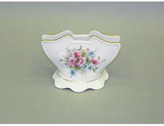 Подставка для салфеток 8,5см Leander Соната Розовые цветы