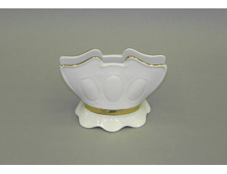 Подставка для салфеток 8,5см Leander Соната Золотая лента декор 1239