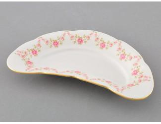 Блюдо для костей Leander Соната 18,5см Мелкие цветы декор 0158