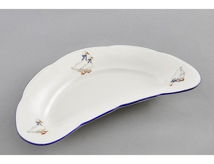 Блюдо для костей 18,5см Leander Мэри-Энн Гуси декор 0807
