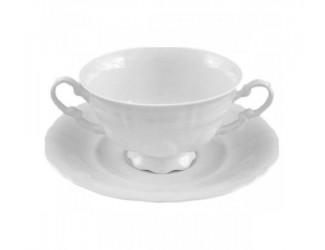 Чашка для супа(бульонница) 350мл Leander Соната Императорский декор 0000 07120624-0000