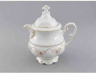Чайник 0,35л Leander Соната Мелкие цветы декор 0158