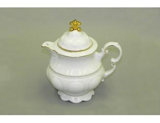 Чайник 0,35л Leander Соната Отводка золото декор 1139