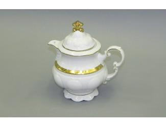 Чайник 0,35л Leander Соната Золотая лента декор 1239