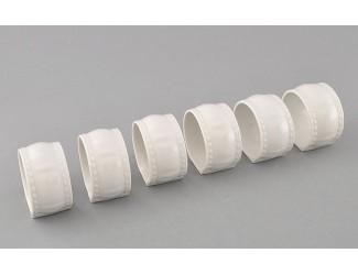 Набор колец для салфеток 6предм. Leander Соната Императорский декор 0000