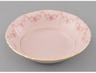 Салатник Leander Соната 20см Розовый фарфор, мелкие цветы