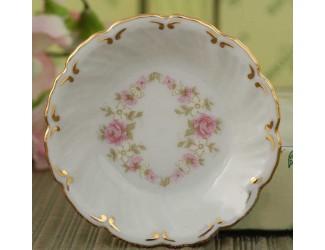 Розетка 8см Leander Соната Мелкие цветы декор 0158