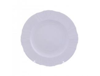 Блюдо круглое глубокое 32см Bernadotte Бернадот недекорированный 0000