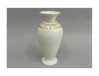 Ваза 30 см Leander Соната Золотой орнамент декор 1373