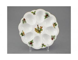Поднос для яиц Leander Мэри-Энн Охота декор 0363