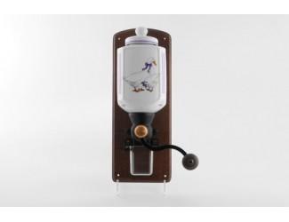 Мельница для кофе настенная Leander Мэри-Энн Гуси декор 0807