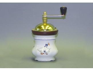 Мельница для кофе Leander Мэри-Энн Гуси декор 0807