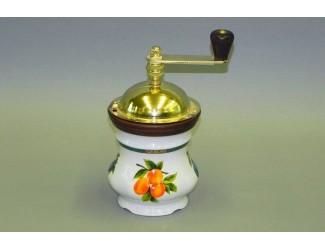 Мельница для кофе Leander Мэри-Энн Фруктовый сад декор 080H