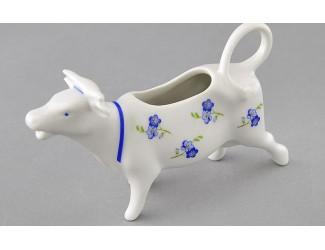 Сливочник-корова 0,07л Leander Мэри-Энн Синие цветы