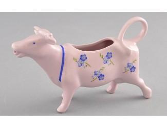 Сливочник - корова 0,07л Leander Мэри-Энн Синие цветы