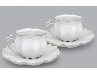 Набор из двух чайных пар 0,20л Leander, Виктория 62140415-2215