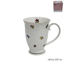 Кружка 350мл. Lenardi Полевые цветы 105-056