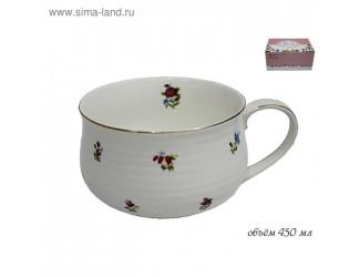 Бульонница 450мл Lenardi Полевые цветы 105-066