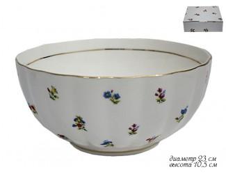 Салатник Lenardi Полевые цветы23см 105-075