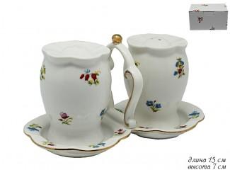 Набор солонок на подставке Lenardi Полевые Цветы 105-166